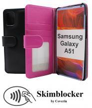 CoverInSkimblocker Plånboksfodral Samsung Galaxy A51 (A515F/DS)
