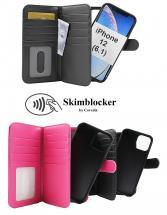 CoverInSkimblocker XL Magnet Fodral iPhone 12 (6.1)