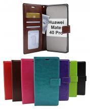 billigamobilskydd.seCrazy Horse Wallet Huawei Mate 40 Pro