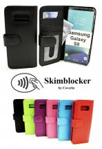 CoverInSkimblocker Plånboksfodral Samsung Galaxy S8 (G950F)