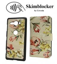 CoverInSkimblocker Magnet Designwallet Sony Xperia XZ2 Compact (H8324)