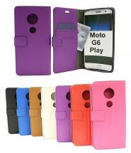 billigamobilskydd.seStandcase Wallet Motorola Moto G6 Play