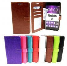 billigamobilskydd.seCrazy Horse Wallet Nokia 6