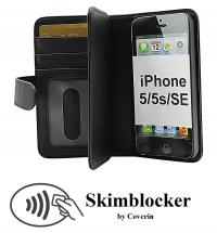 CoverInSkimblocker XL Wallet iPhone 5/5s/SE (1st Gen)