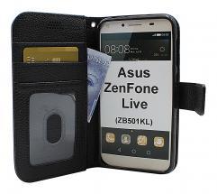 billigamobilskydd.seNew Standcase Wallet Asus ZenFone Live (ZB501KL)