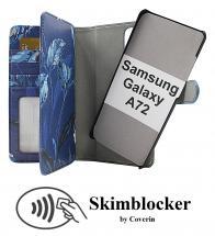 CoverInSkimblocker XL Magnet Designwallet Samsung Galaxy A72 (A725F/DS)