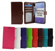 billigamobilskydd.seCrazy Horse Wallet Samsung Galaxy S10e (G970F)