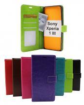 billigamobilskydd.seCrazy Horse Wallet Sony Xperia 1 III (XQ-BC52)