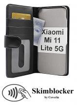 CoverInSkimblocker Plånboksfodral Xiaomi Mi 11 Lite / Mi 11 Lite 5G