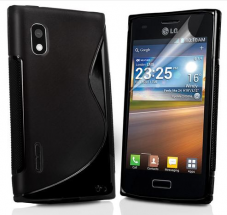 billigamobilskydd.seS-Line skal LG Optimus L5 (E610)