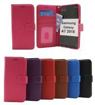 billigamobilskydd.seNew Standcase Wallet Samsung Galaxy A7 2018 (A750FN/DS)