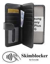 CoverInSkimblocker XL Wallet Samsung Galaxy S21 Plus 5G (G996B)