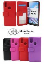 billigamobilskydd.seSkimblocker Plånboksfodral Xiaomi Mi A2