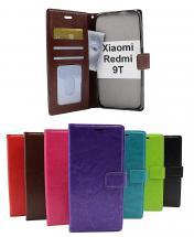 billigamobilskydd.seCrazy Horse Wallet Xiaomi Redmi 9T