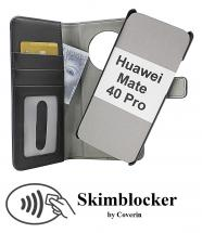 CoverInSkimblocker Magnet Fodral Huawei Mate 40 Pro