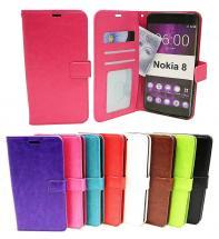 billigamobilskydd.seCrazy Horse Wallet Nokia 8