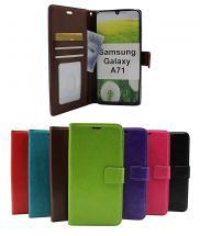 billigamobilskydd.seCrazy Horse Wallet Samsung Galaxy A71 (A715F/DS)