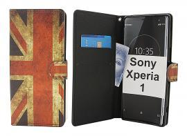 billigamobilskydd.seDesignwallet Sony Xperia 1 (J9110)
