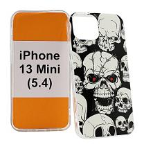 billigamobilskydd.seDesignskal TPU iPhone 13 Mini (5.4)