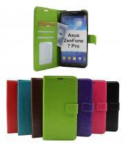 billigamobilskydd.seCrazy Horse Wallet Asus ZenFone 7 Pro (ZS671KS)
