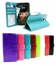 billigamobilskydd.seCrazy Horse Wallet LG X Screen (K500N)