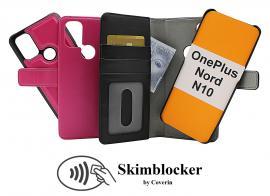 CoverInSkimblocker Magnet Fodral OnePlus Nord N10