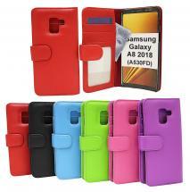 billigamobilskydd.sePlånboksfodral Samsung Galaxy A8 2018 (A530FD)