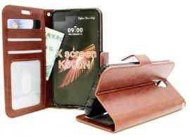 billigamobilskydd.seCrazy Horse Wallet LG X Screen (K500N)