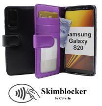 CoverInSkimblocker Plånboksfodral Samsung Galaxy S20 (G980F)