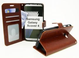 billigamobilskydd.seCrazy Horse Wallet Samsung Galaxy Xcover 4 (G390F)