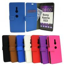 billigamobilskydd.seStandcase Wallet Sony Xperia XZ2 (H8266)