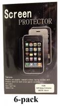 billigamobilskydd.seSamsung Galaxy S Advance (i9070) skärmskydd, 6-pack
