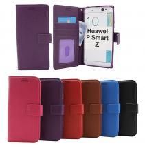 billigamobilskydd.seNew Standcase Wallet Huawei P Smart Z