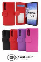 billigamobilskydd.seSkimblocker Plånboksfodral Huawei P30