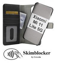 CoverInSkimblocker Magnet Fodral Xiaomi Mi 11 Lite / Mi 11 Lite 5G