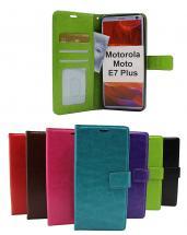 billigamobilskydd.seCrazy Horse Wallet Motorola Moto E7 Plus