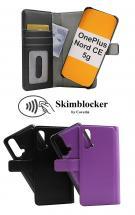 CoverInSkimblocker Magnet Fodral OnePlus Nord CE 5G