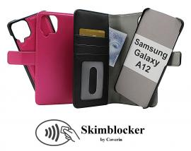 CoverInSkimblocker Magnet Fodral Samsung Galaxy A12