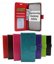 billigamobilskydd.seCrazy Horse Wallet Samsung Galaxy A02s (A025G/DS)