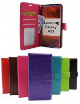billigamobilskydd.seCrazy Horse Wallet Samsung Galaxy A51 (A515F/DS)