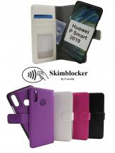 CoverInSkimblocker Magnet Fodral Huawei P Smart 2019