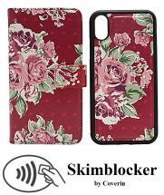 billigamobilskydd.seSkimblocker Magnet Designwallet iPhone X/Xs