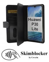 CoverInSkimblocker XL Wallet Huawei P30 Lite