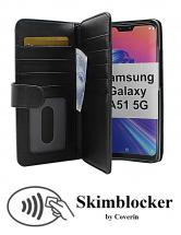 CoverInSkimblocker XL Wallet Samsung Galaxy A51 5G (A516B/DS)