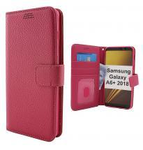 billigamobilskydd.seNew Standcase Wallet Samsung Galaxy A6+ 2018 (A605FN/DS)