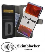 CoverInSkimblocker Magnet Fodral OnePlus 8