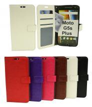 billigamobilskydd.seCrazy Horse Wallet Moto G5s Plus (XT1806 XT1805)