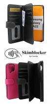 CoverInSkimblocker XL Wallet Samsung Galaxy A22 (SM-A225F/DS)