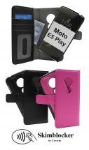billigamobilskydd.seSkimblocker Magnet Wallet Motorola Moto E5 Play