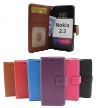 billigamobilskydd.seNew Standcase Wallet Nokia 2.2